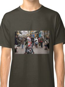 1960's scooter in Carnaby Street, London Classic T-Shirt