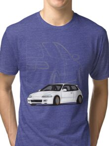 JDM Hatch Tri-blend T-Shirt