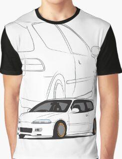 JDM Hatch Graphic T-Shirt
