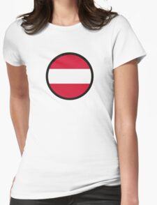 Marked by Austria Womens Fitted T-Shirt