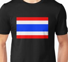 Flag of Thailand Unisex T-Shirt
