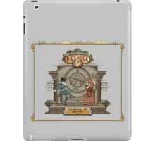 Clock in Now iPad Case/Skin