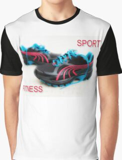 Running shoes Graphic T-Shirt