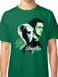 @TomFelton, Draco Malfoy - No Username Classic T-Shirt