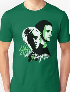 @TomFelton, Draco Malfoy - No Username Unisex T-Shirt