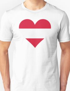 A heart for Austria T-Shirt