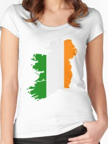 Ireland Women's Fitted Scoop T-Shirt