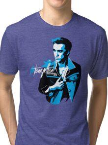@TomFelton, Australia, 2011 - No Username Tri-blend T-Shirt