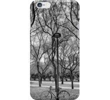 No dejes que la bici te impida ver el bosque iPhone Case/Skin