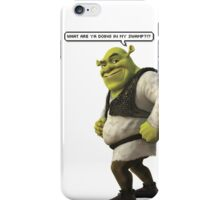 Shrek  iPhone Case/Skin