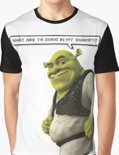 Shrek  Graphic T-Shirt