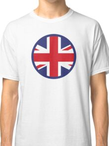 A heart for the United Kingdom Classic T-Shirt