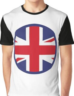 A heart for the United Kingdom Graphic T-Shirt