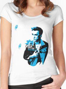 @TomFelton, Australia, 2011 - @feltbeats Women's Fitted Scoop T-Shirt