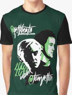 @TomFelton, Draco Malfoy - @feltbeats Graphic T-Shirt