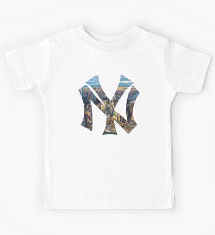 New York White edition Kids Tee