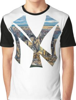 New York White edition Graphic T-Shirt