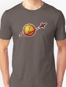Serenity Logo (Lego Classic Space Homage) Unisex T-Shirt