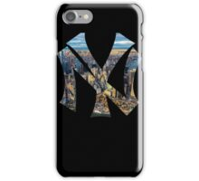 New York Black edition iPhone Case/Skin