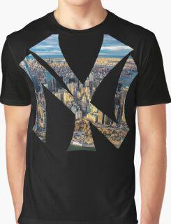 New York Black edition Graphic T-Shirt
