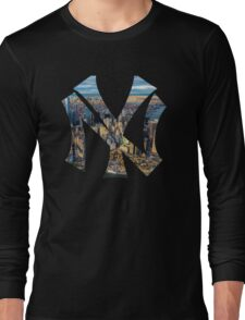 New York Black edition Long Sleeve T-Shirt