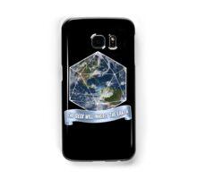 The Geek will inherit the Earth Samsung Galaxy Case/Skin