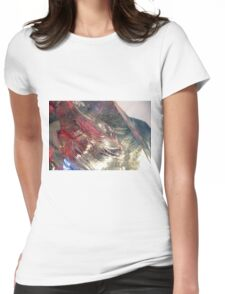 Shades Of Light Womens Fitted T-Shirt