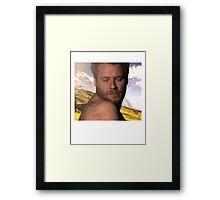 Seth Rogen Hella Ugly shirt  Framed Print