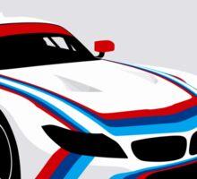 BMW Z4 GTLM CSL Tribute 2015 Rahal Letterman Lanigan Race Car Sticker