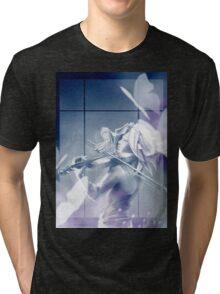 Butterfly Sonata Tri-blend T-Shirt