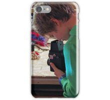 Old Fashioned Photography iPhone Case/Skin