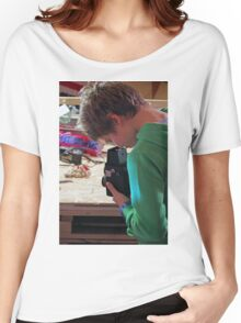 Old Fashioned Photography Women's Relaxed Fit T-Shirt