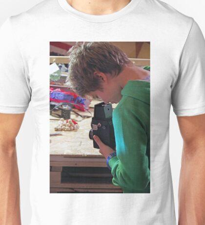 Old Fashioned Photography Unisex T-Shirt