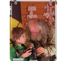 Learning From The Elders iPad Case/Skin