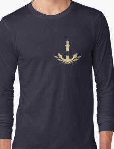 A very light anchor. Long Sleeve T-Shirt
