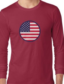 Under the Sign of America Long Sleeve T-Shirt