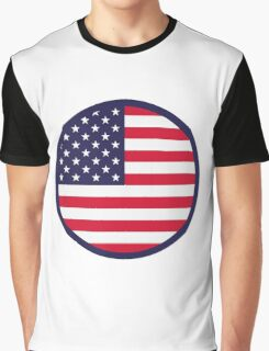 Under the Sign of America Graphic T-Shirt