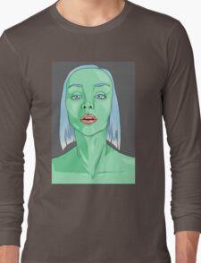 Inhale Long Sleeve T-Shirt