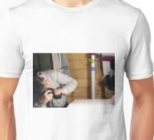 The Tough Side Of Photography Unisex T-Shirt