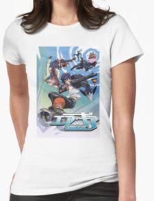 Air Gear Womens Fitted T-Shirt