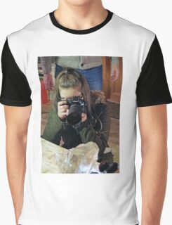 Aiming For The Crystal Graphic T-Shirt
