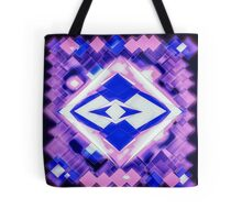 3D Mapping Art Tote Bag