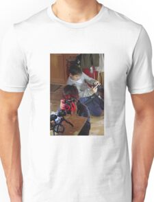 Playing The Photo Game Unisex T-Shirt
