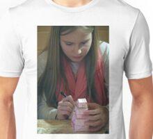 Creating Origami Unisex T-Shirt