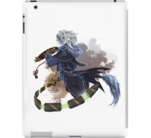 Fan, Sword and Courage iPad Case/Skin