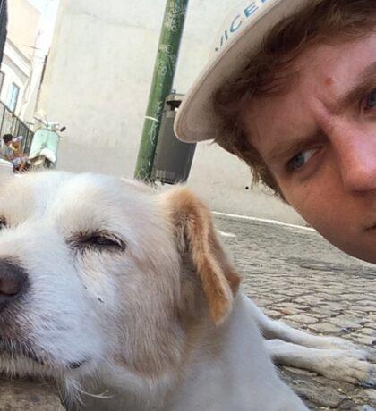 Mac Demarco & Dog Sticker