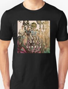 Last Day Of Summer Action Item Tour 2016 T-Shirt