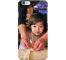 Baking Together iPhone Case/Skin