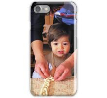 Baking Together iPhone Case/Skin