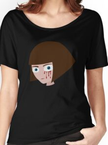 Fran Bow - Blood Women's Relaxed Fit T-Shirt